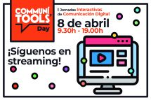 Communitools' Day - ¡Síguenos en streaming!