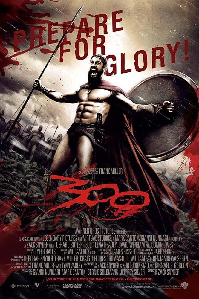 Film poster of 300 (2006)